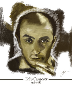 Edip cansever illustrattions21