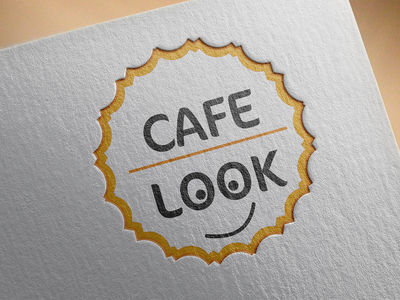 Cafe look