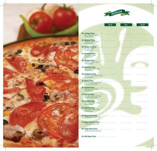Lavinya menu 2
