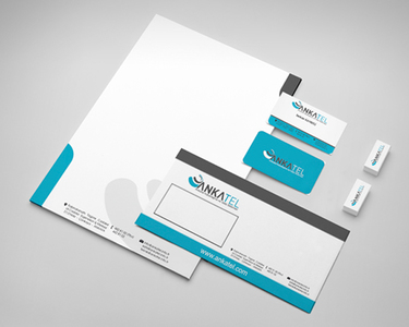 Stationery mockup template   blank copy