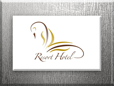demama resort logo