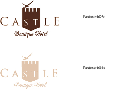 Castle logotype