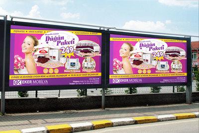 Eker mobilya grafik tasarım reklam matbaa baskı edirne kent medya grup1