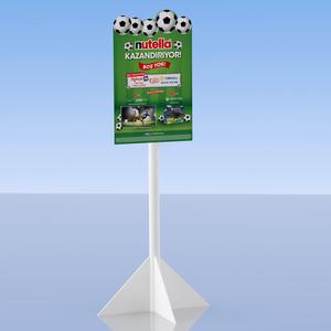 Futbol promo afiş pİanta