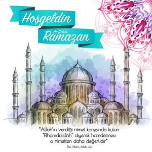 Ramazan görsel