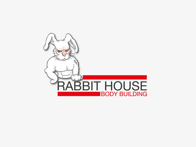Rabbıt house maskot ve logo