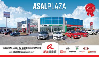 Asalplaza billboard