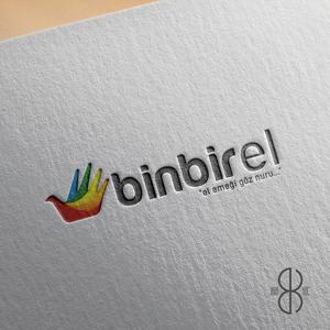 Binbir el logo tasarim