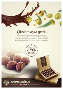 Zeytinli cikolata ilan