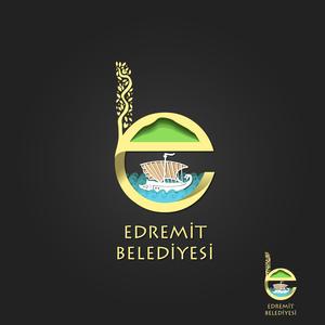 Edremit belediyesi logo tasarımı
