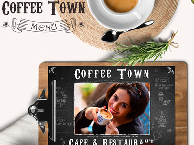 Coffeetown menü
