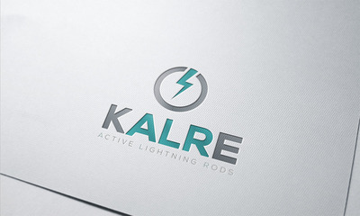 Kalre logo mock copy