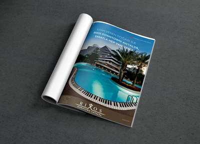 Rixos downtown antalya magazine a4